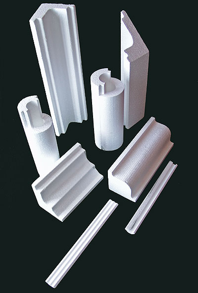 Expandable Polystyrene - Products - Packaging