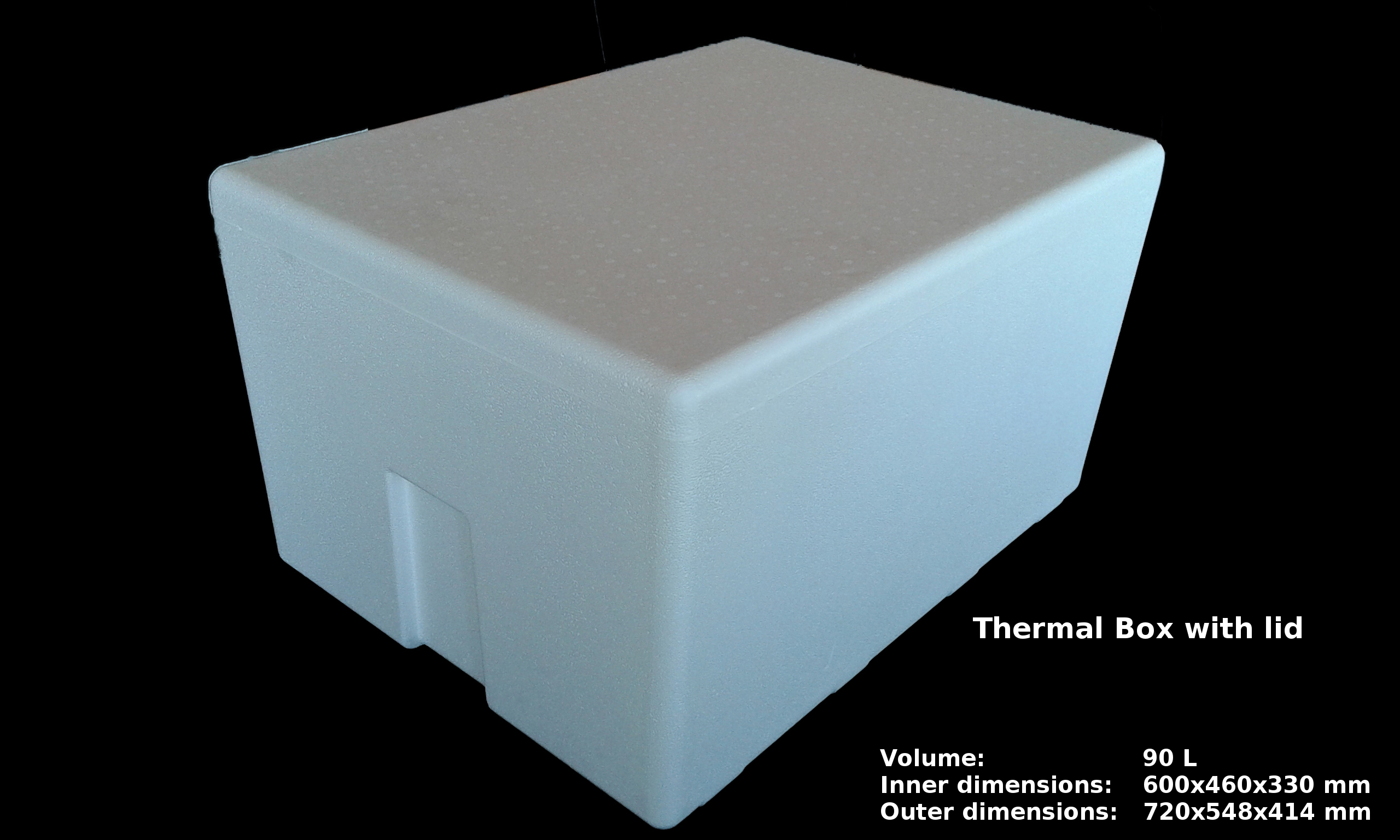 Expandable Polystyrene - Products - Thermal Box